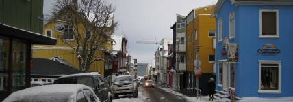 Winter Winds of Reykjavik